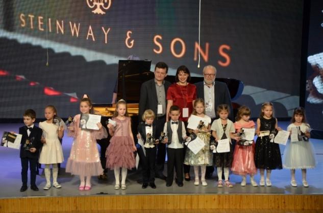 Итоги Российский конкурса пианистов «Звучит «Steinway»
