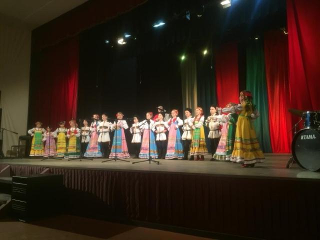 Победа в зональном этапе  XXVIII краевого фестиваля детских фольклорных коллективов «Кубанский казачок»!