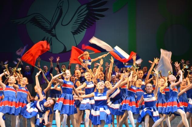 Поздравляем лучших педагогов Краснодара!