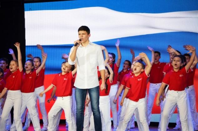 Отчетный концерт с онлайн - трансляцией прошел в МЭЦ!