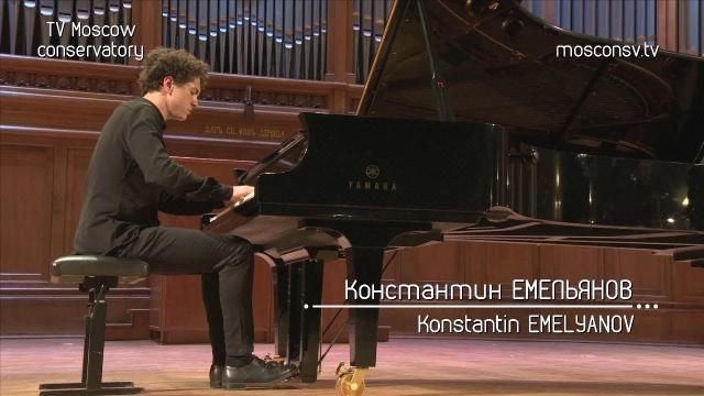 Краснодарец Константин Емельянов  стал лауреатом легендарного конкурса им. П.И. Чайковского в Москве