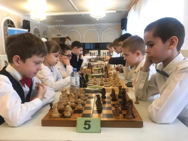 Командный турнир по шахматам всех уровней
