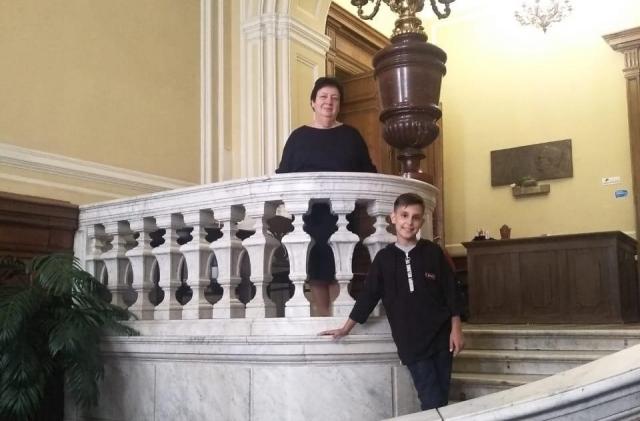 Михаил Перкин получил приглашение принять участие в фестивале «Grand Piano in Palace»