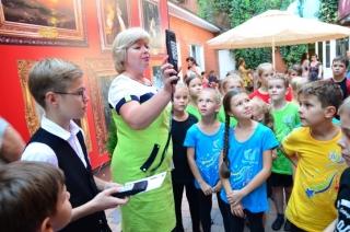 «Малая Третьяковка в МЭЦ»  - знакомься с живописью поближе, узнавай больше!