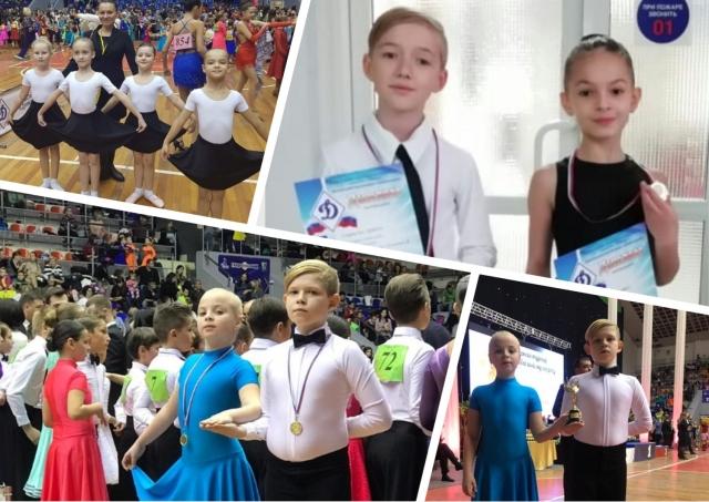 """Открытый международный турнир по танцевальному спорту """"Золото Кубани"""" принес нам победу!"""