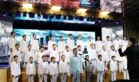 Отчетный концерт хора мальчиков