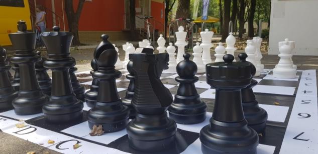 Новые размеры шахмат впечатляют!
