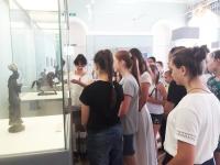 Выставка талантливого кубанского скульптора Аполлонова Александра Алексеевича