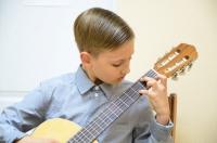 Завершились академические концерты на отделении гитары!