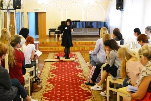 Семинар-практикум для педагогов на тему «Межполушарное взаимодействие или таланты детского мозга»