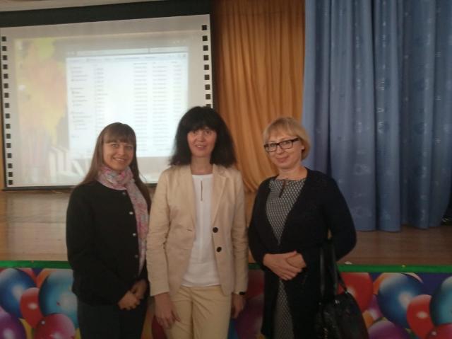 Участие в семинаре по теме: «Изменения в спецификации ОГЭ-2020»