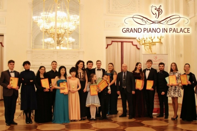 Зимний фестиваль «Grand piano in Palace»