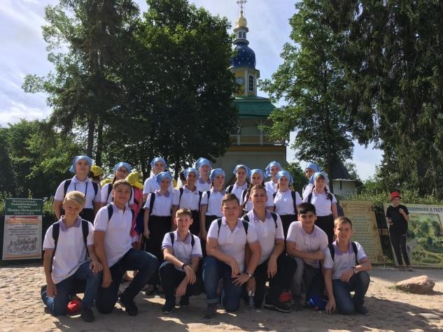 Псков: экскурсия в Псково-печерский мужской монастырь