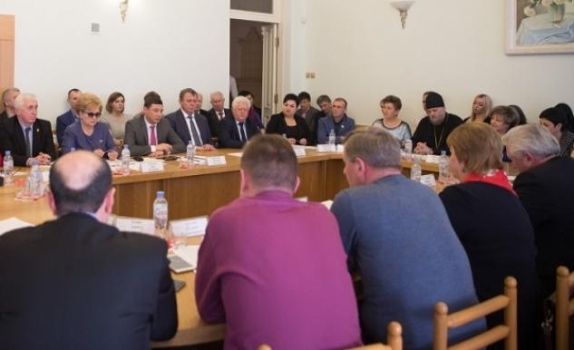Общественная палата краевой столицы подвела итоги работы за минувший год