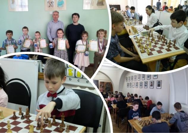 Успех на классификационном шахматном турнире «Времена года - Весна 2019»