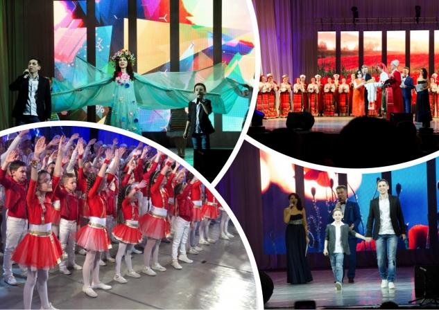 Гала-концерт Х Международного благотворительного фестиваля «Белая трость»