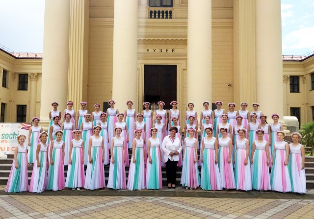 Концертный хор МЭЦ едет в Китай