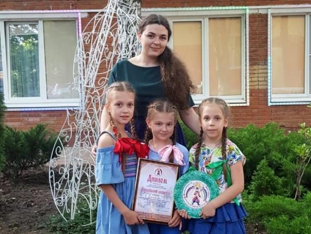 XXVIII Краевой фестиваль детских фольклорных коллективов «Кубанский казачок»