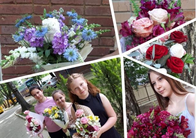 Букеты с цветами и сладостями - сладкая сказка своими руками!