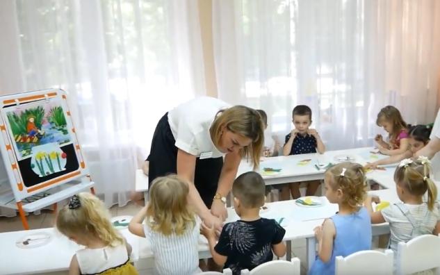 Один учебный день из жизни воспитанников отделения «Элита»
