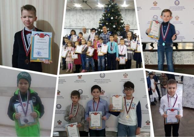 Завершен классификационный шахматный турнир «Времена года - Зима 2019»