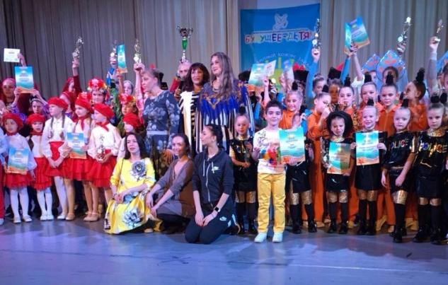 Международный конкурс дарований «МОРЕ ТАЛАНТОВ»