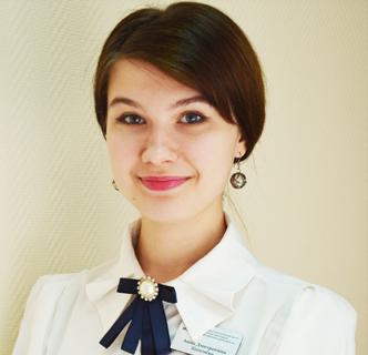 Котенёва Анна Дмитриевна