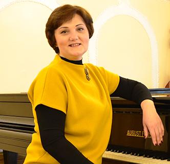 Жукова Евгения Семеновна