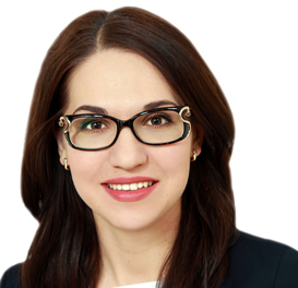 Свистун Юлия Михайловна