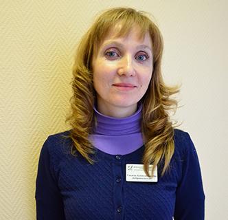 Добровольская Ульяна Александровна
