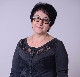 Арутюнян Галина Саркисовна