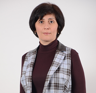 Казарьян Карина Вадимовна
