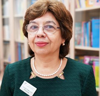 Мурсалова Эльмира Тофиковна