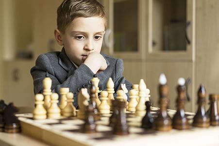 Детский шахматный клуб «Ход конём»