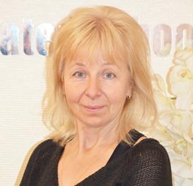 Зацаринина Лариса Алексеевна